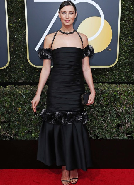 Golden-Globes-75th-REX-Catriona-Balfe_evoke