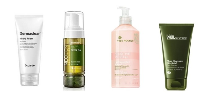 cleaning.gel.sensitive.skin