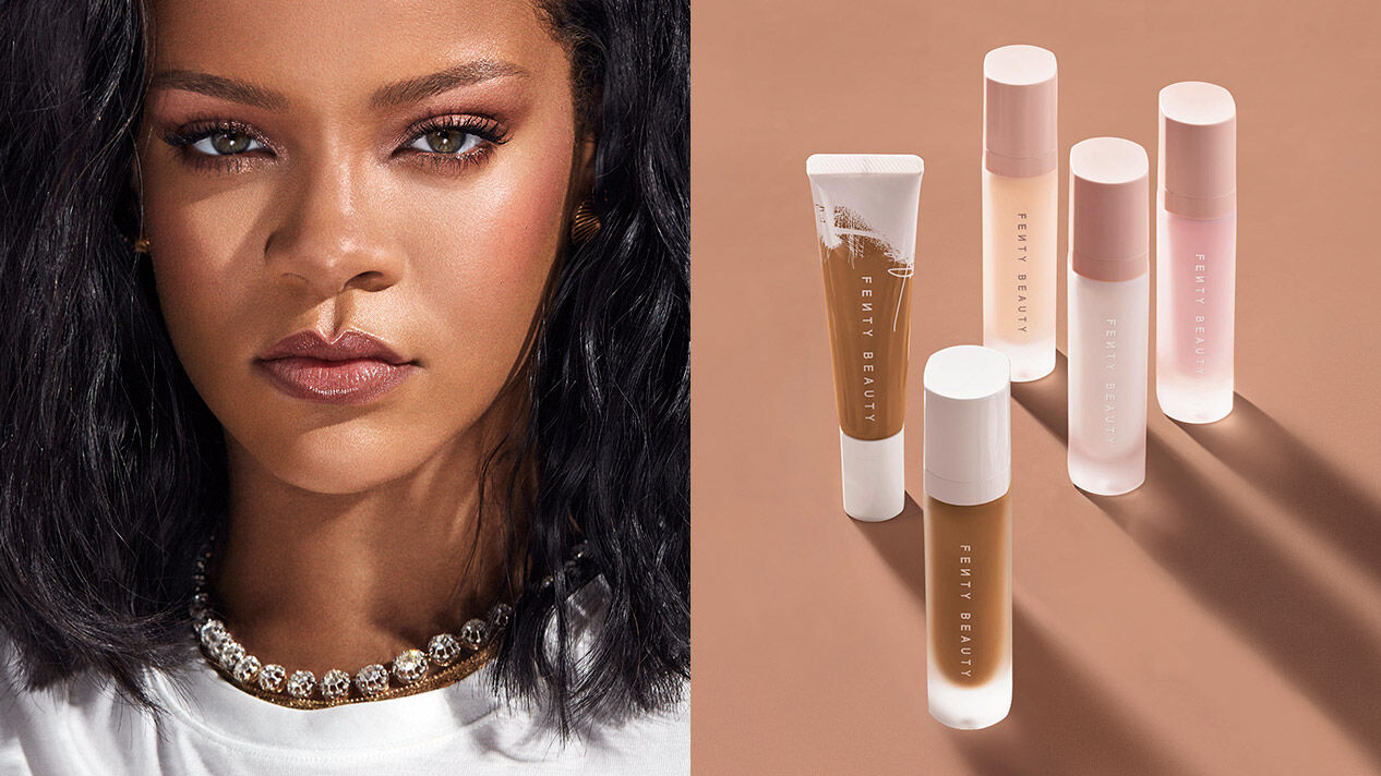 Fenty Beauty Pro Filt R Hydrating Longwear Foundation Review Beautyworkers Blog