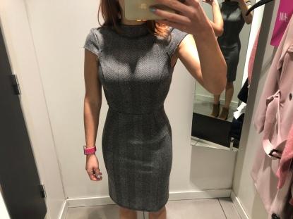 dress 29,99€, H&M